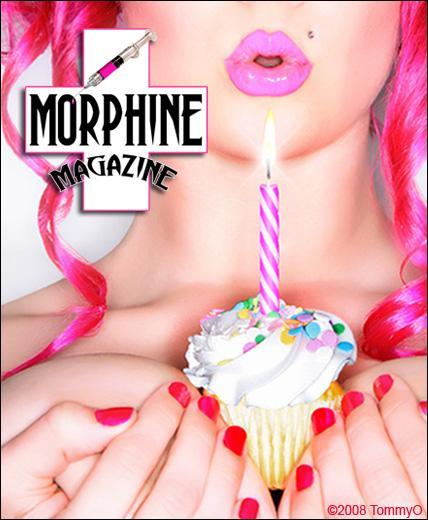 xanthia pink morphine magazine