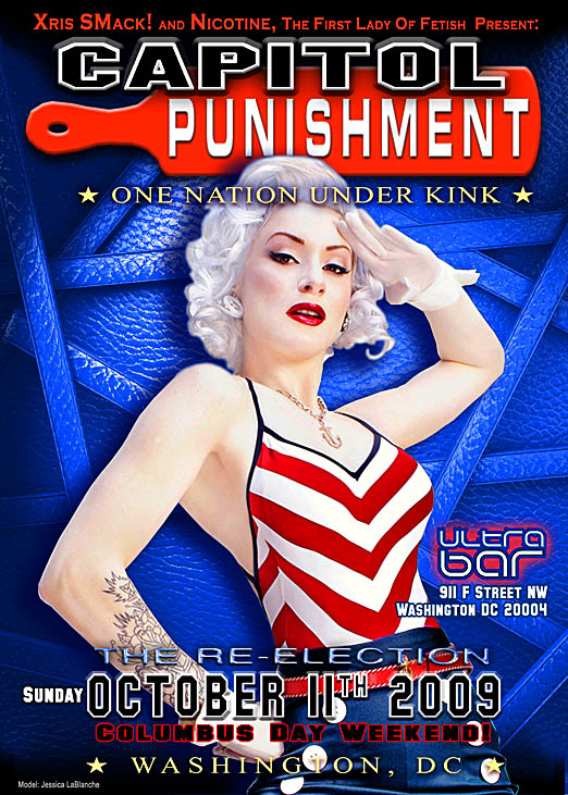 capitol punishment 2009