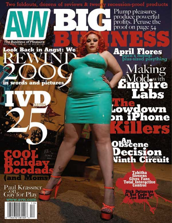 bbw avn april flores cover