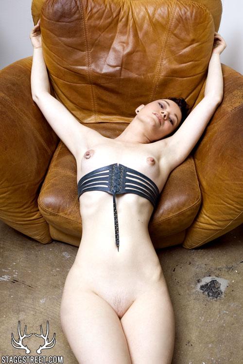 jiz lee stagg street leather