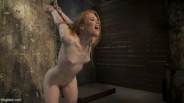 madison young bondage suspension