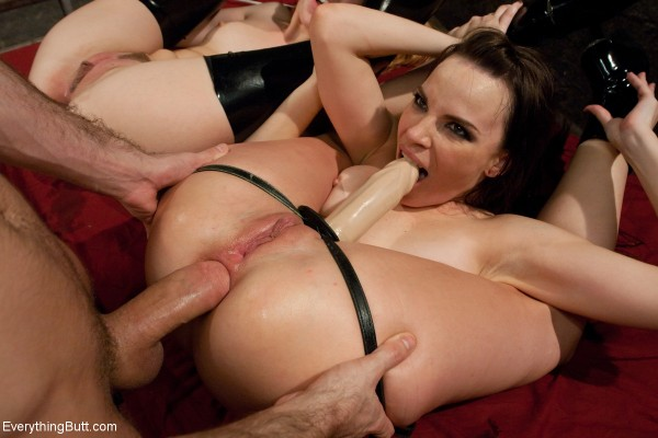 James Deen Dana DeArmond Emma Haize Everything Butt