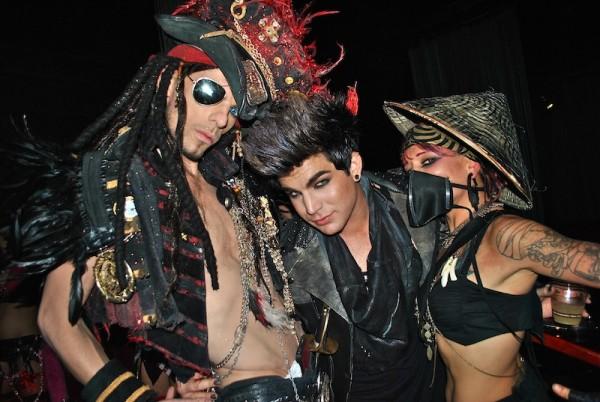 pirates vs ninjas perish adam lambert roxy contin lina lecaro