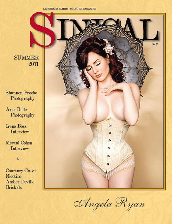 sinical magazine angela ryan