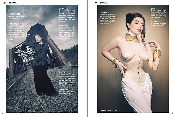 sinical magazine nicotine