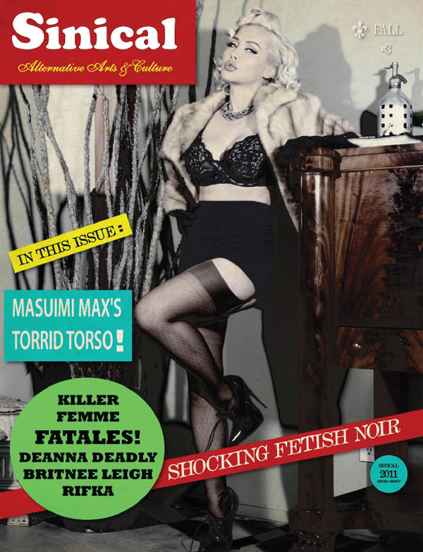 sinical magazine cover 3 masuimi max