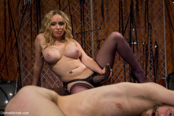 Aiden Starr Scratch strap-on