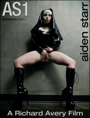 aiden starr fetish nun