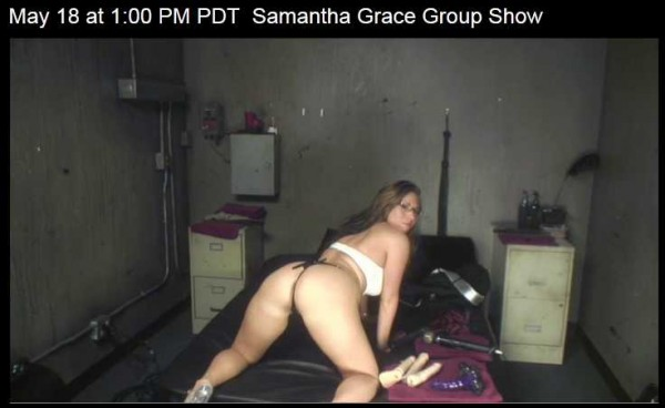 samantha grace kink cam fine ass