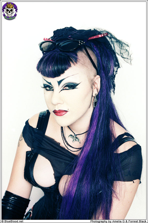 merrydeath deathrock babe