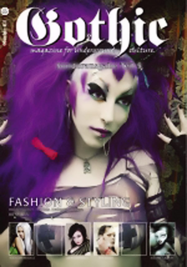 sonderheft 5 gothic magazine 61 cover