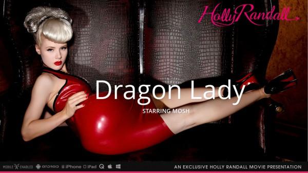 mosh dragon lady rubber fetish video