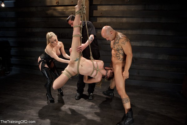Derrick Pierce Aiden Starr Chastity Lynn
