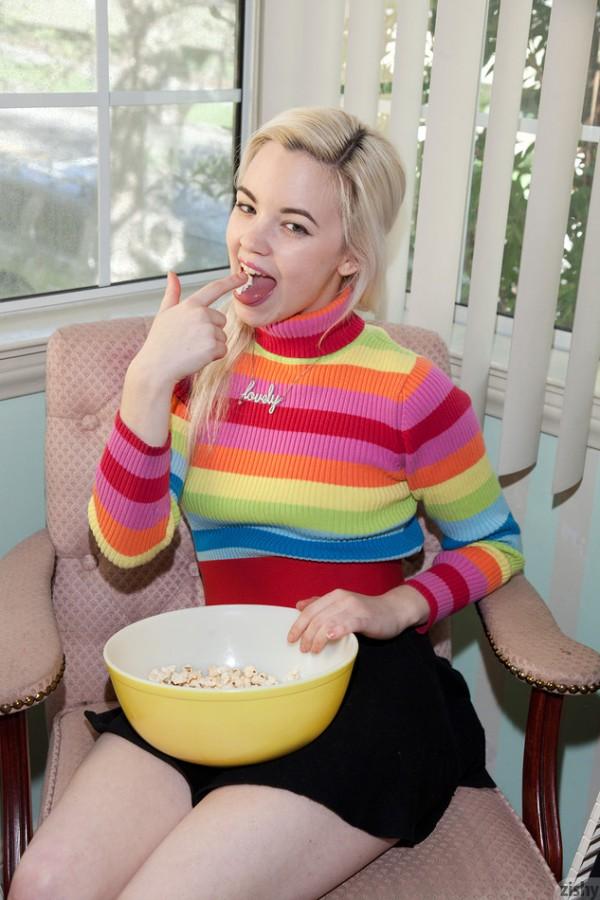 LaurenWK Popcorn Zishy