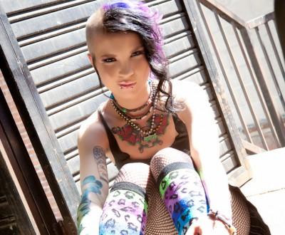 tara toxic alley stairway punk