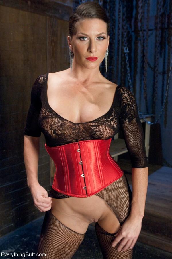 ariel x corset