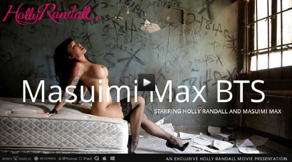 masuimi max holly randall bts