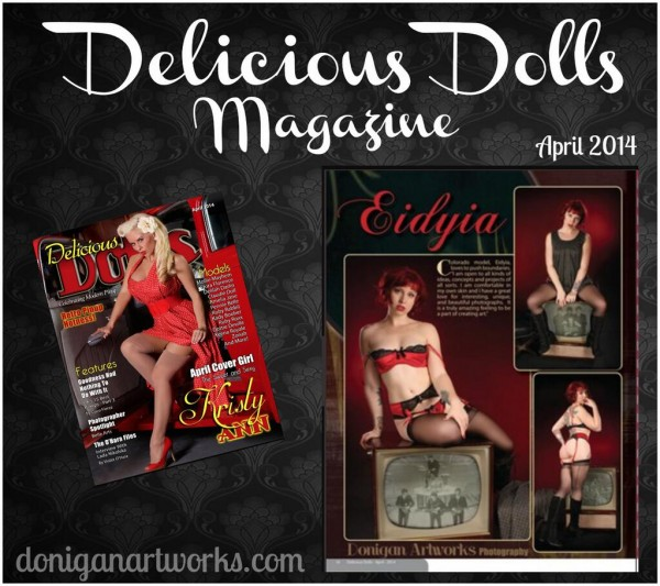 eidyia delicious dolls magazine