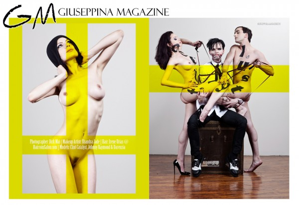 darenzia clint catalyst johnny raymond giuseppina magazine