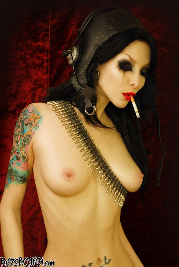 razorcandi tribute to Brian Viveros