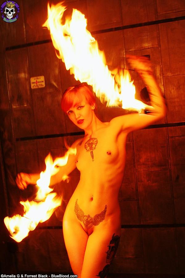 pandora fire