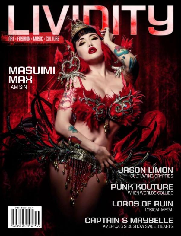 masuimi max magazine cover lividity