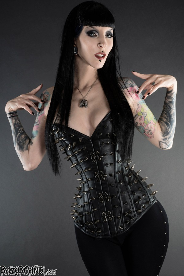 spike corset