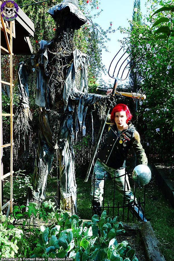 zelda wasteland warrior