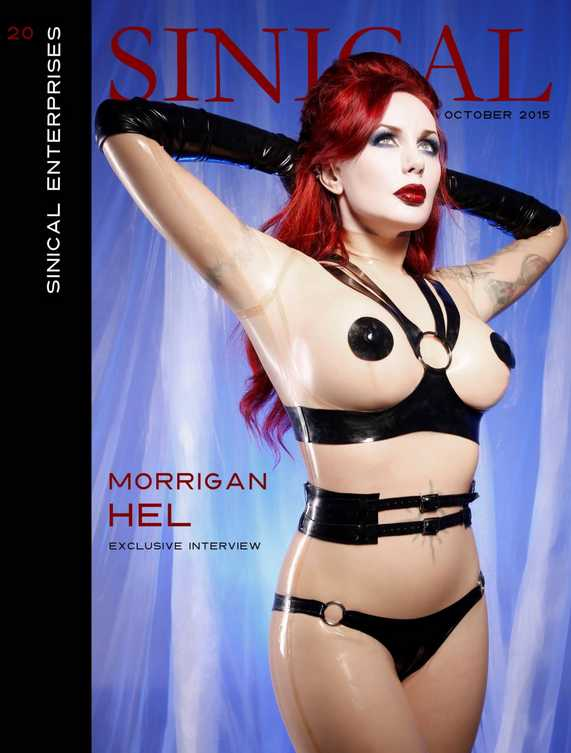 morrigan hel sinical magazine cover 20