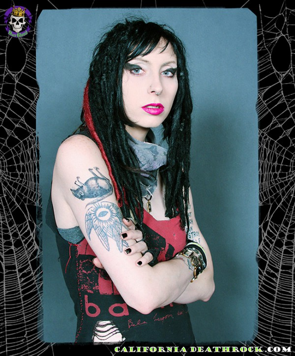 Stephy Slaughter California Deathrock