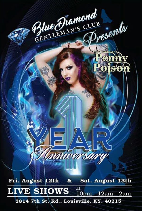 penn poison kentucky blue diamond