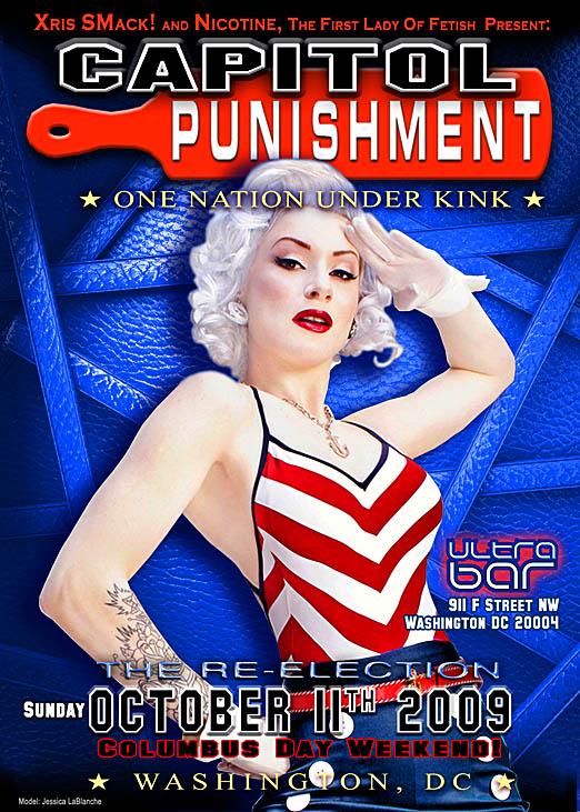 capitol punishment 2009