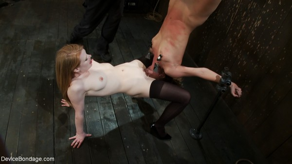 Madison Jung Lesbisch Bondage