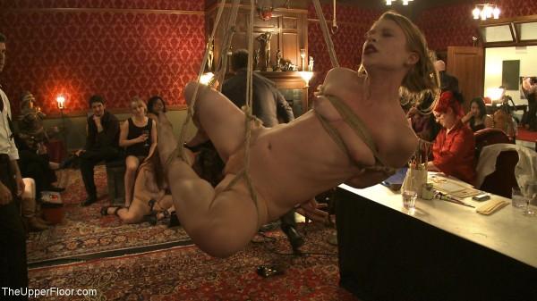 madison young suspension party bondage