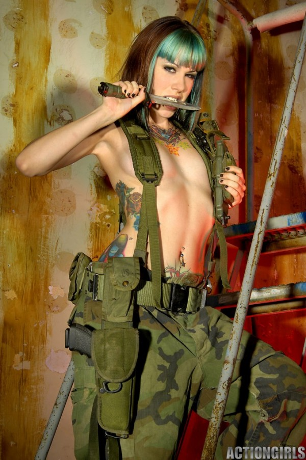 krysta actiongirls babe with knife