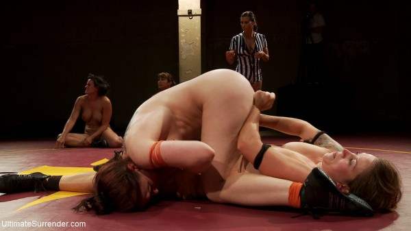 Syd Blakovich and Ariel X on Ultimate Surrender