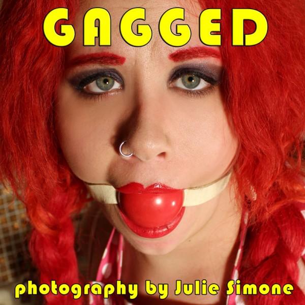 julie simone gagged book cover
