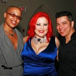 April Flores at Feminist Porn Awards