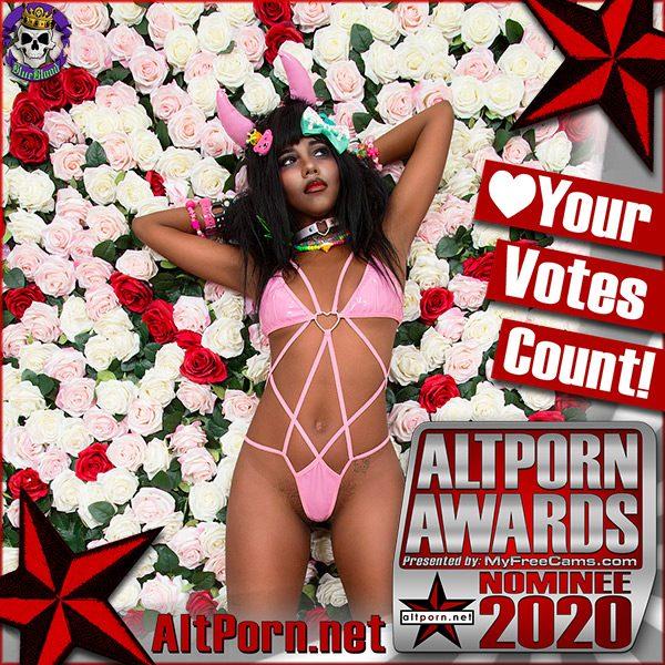 Daizy Cooper AltPorn Awards