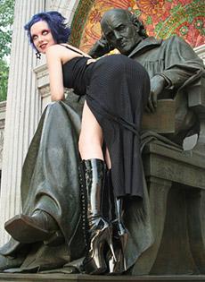 BlueBloods GothicSluts Sara X