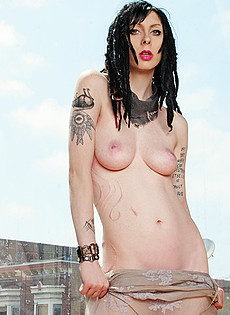 Naked punk hot young #9